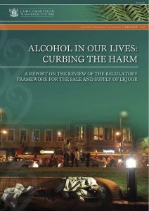 Alcohol in our Lives: Curbing the Harm